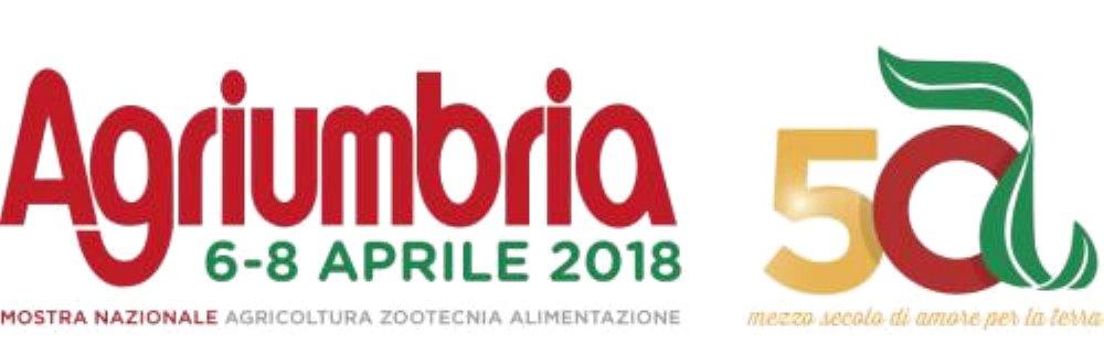 AGRIUMBRIA 2018 6-8 Aprile 50° edizione