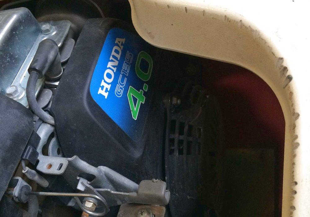 Spazzatrice a scoppio benzina USATO REVISIONATO